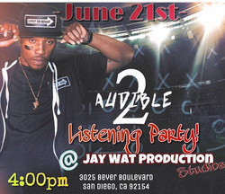 Audible 2 Listening Party