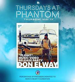 """Don Elway """"FLIGHT"""" Video Release"""
