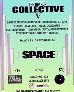Hip Hop Collective 5