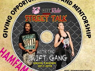 #STREETTALK & Jammin' Take a Break