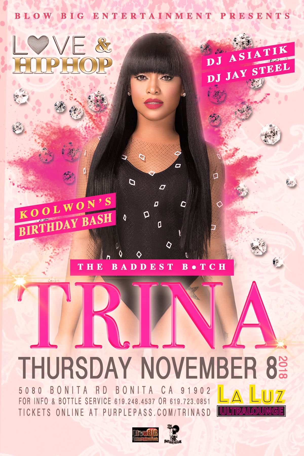 Trina the Baddest