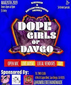 Dope Girls Of Daygo