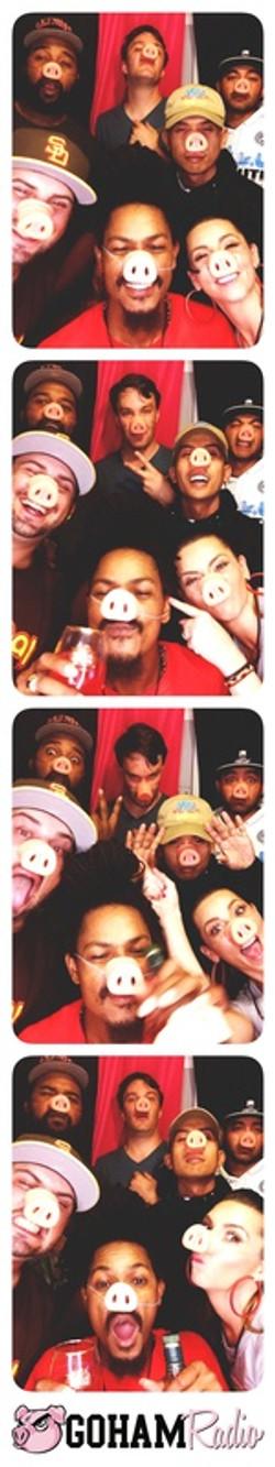 The Swift Gang, CaliKingJames & Pals