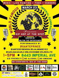 Hip Hop @ The Spot