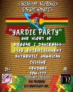 Yardie Party Vol. 3