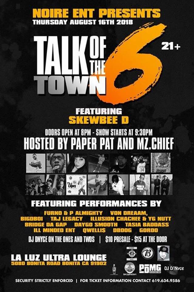 Talk of the Town 6