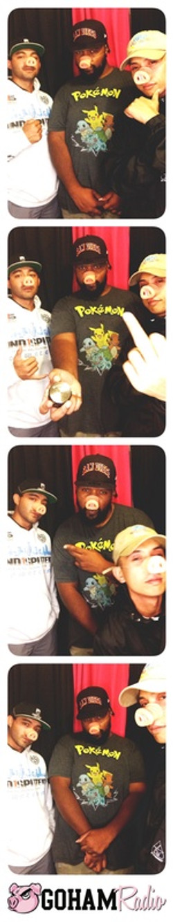 Cali King James & Friends