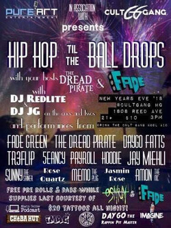 Hip Hop Til The Ball Drops