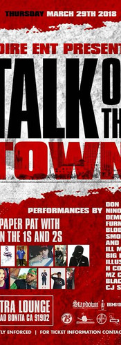Talk of the Town 1