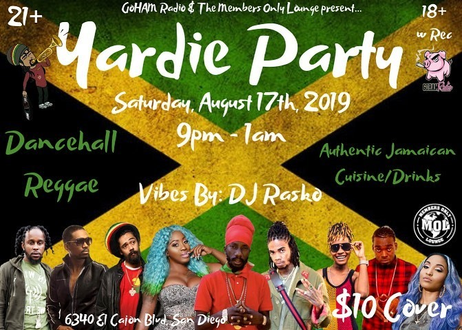 Yardie Party