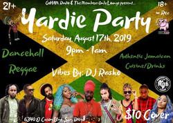 Yardie Party