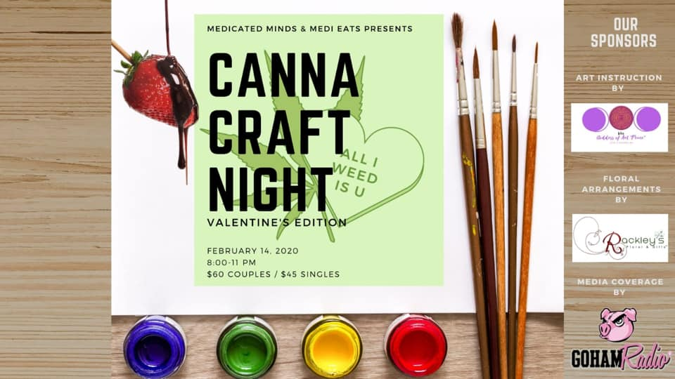 Canna Craft Night