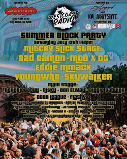 WCR Summer Block Party