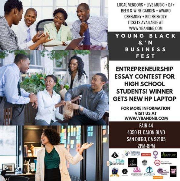 Young Black and In Business Fest