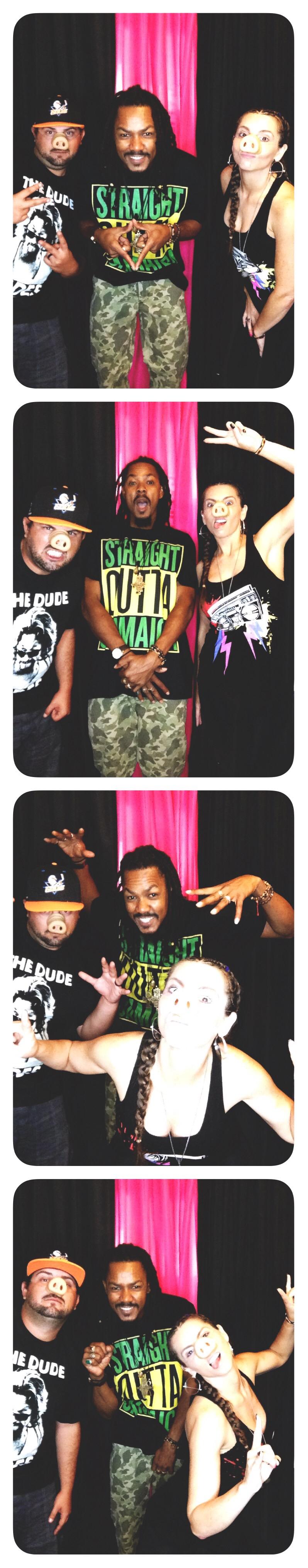 VinnyCenzo, DJ Rasko & MsFancyPantz