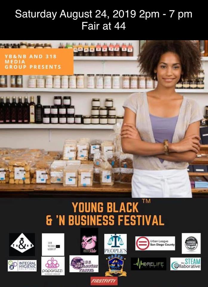 Young Black and N' Business Fest