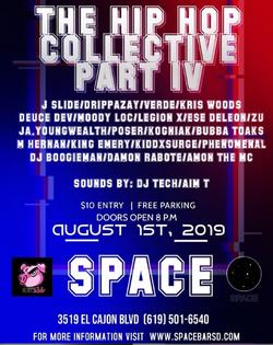 Hip Hop Collective Pt. 4