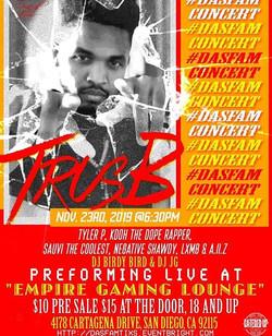#DasFam Concert Pt2