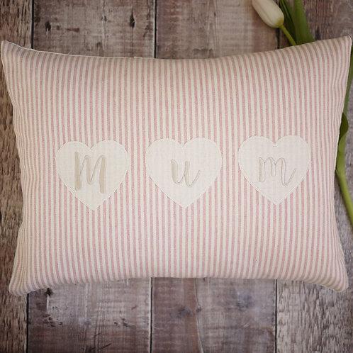 personalised gifts for mum | personalised mum cushion