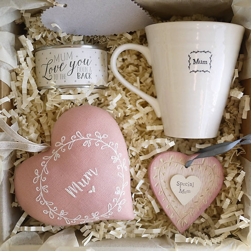 gift hamper for mum | personalised mothers day gift