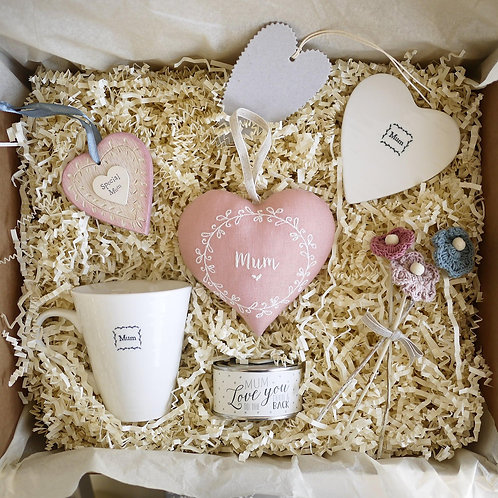 mothers day gift hamper | personalised gift for mum