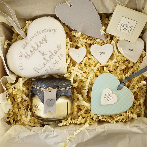 linen anniversary gifts | 4th wedding anniversary gifts