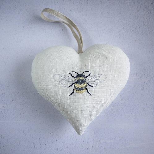 bee hanging heart | bee gifts