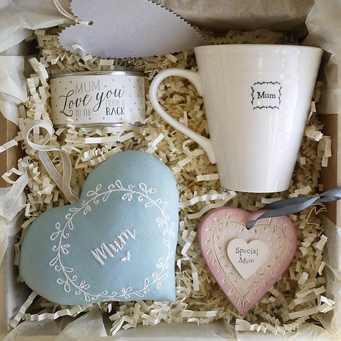 personalised mum hamper | gifts for mum | mothers day