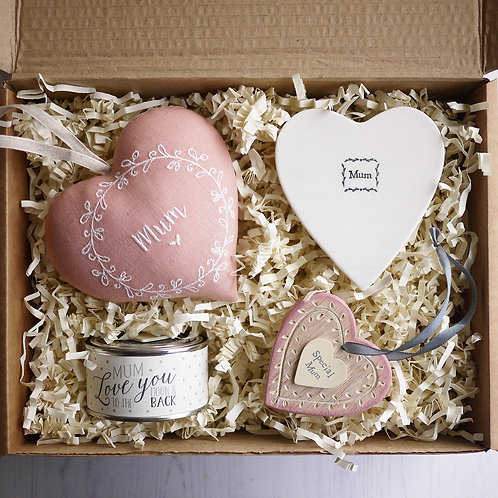 personalised mum gift hamper | mothers day gift | gift for mum