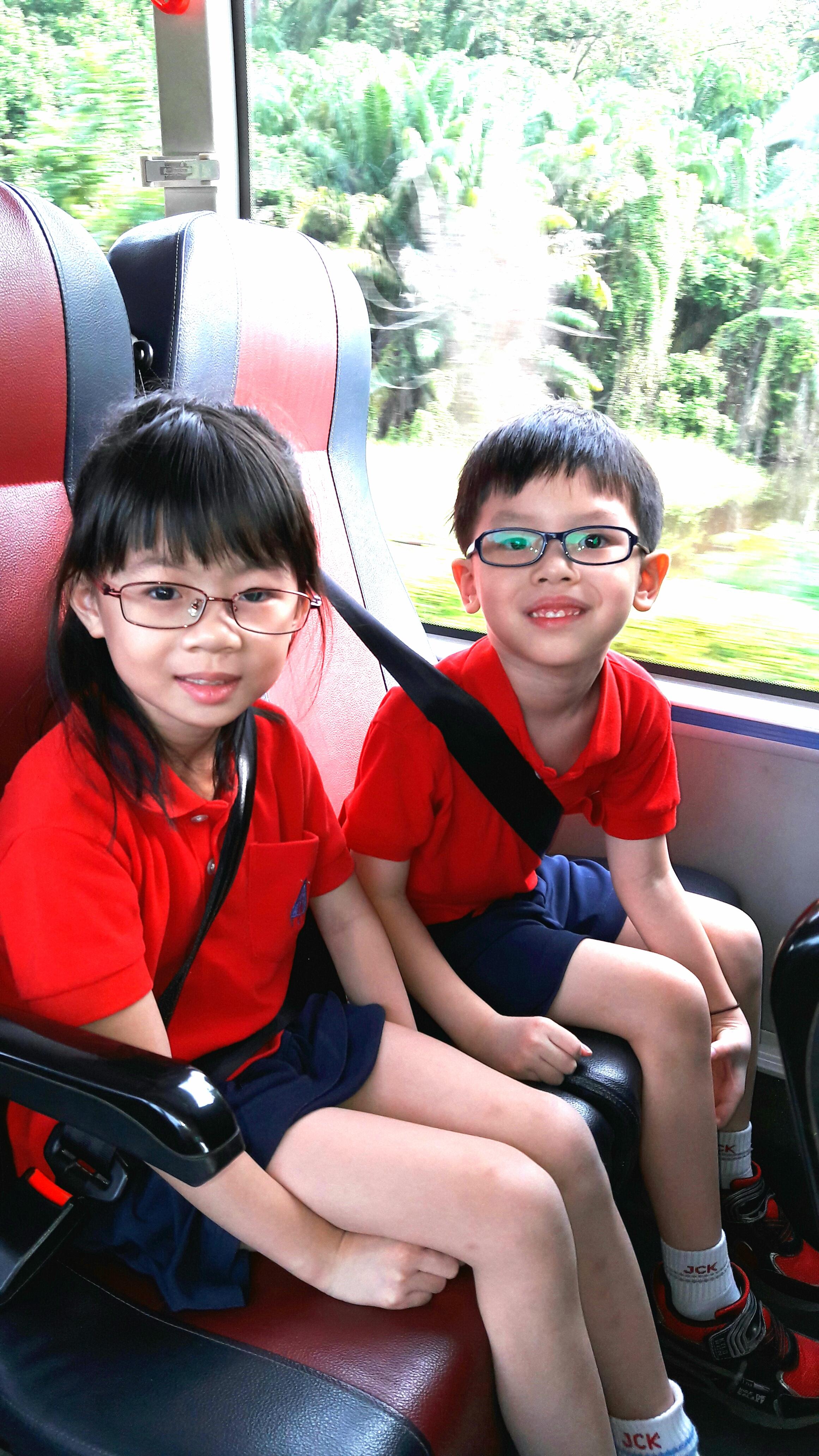 Lin Kwang Home Visit