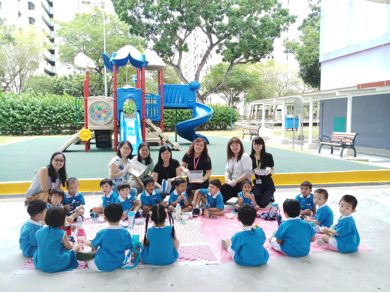 Nursery Term End Picnic
