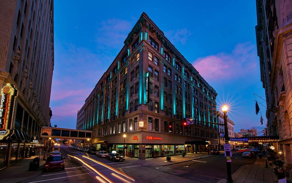 Website 2021 - Embassy Suites Louisville