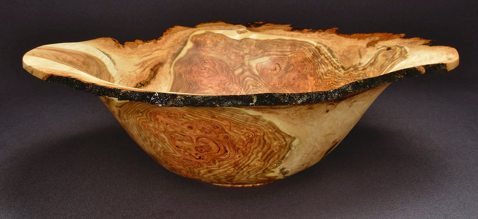 Aspen Burl Bowl (20WS22) SOLD