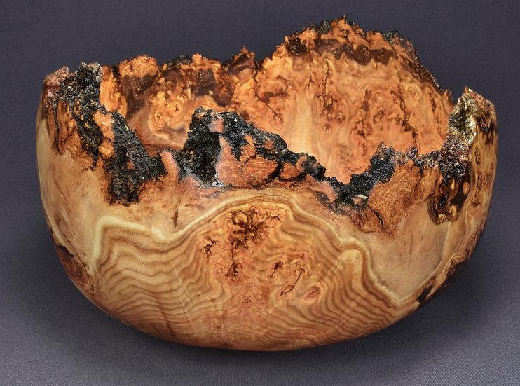 Aspen Burl Bowl (20SF16) SOLD