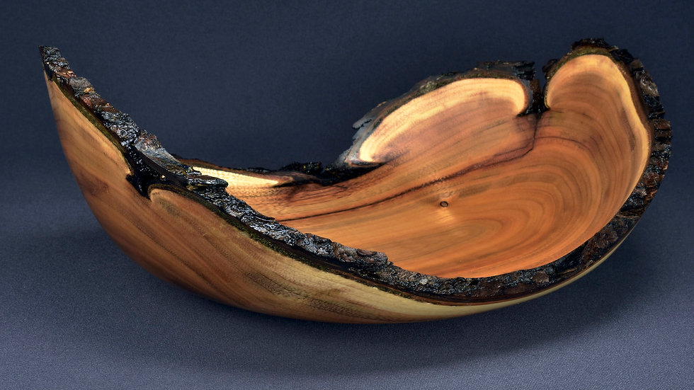 Bark Edge Buckthorn Bowl (21WS4) SOLD