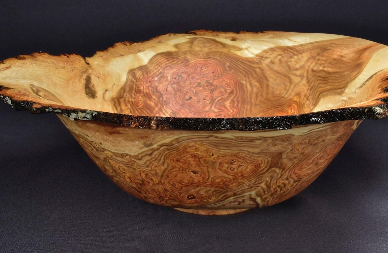 Aspen Burl Bowl (20WS22)