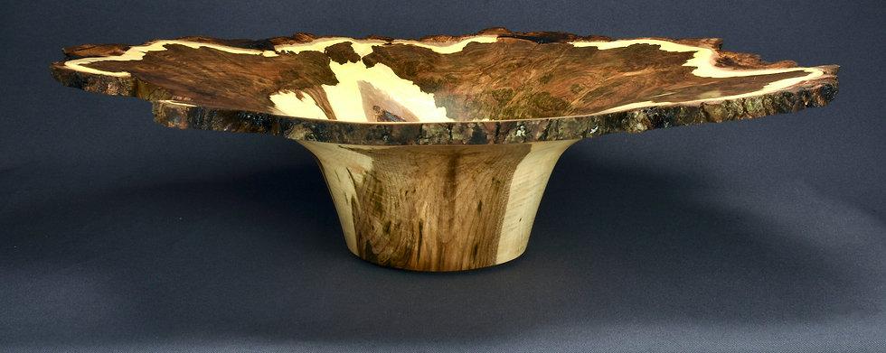 Sugar Maple Burl Bowl (21WS25) SOLD