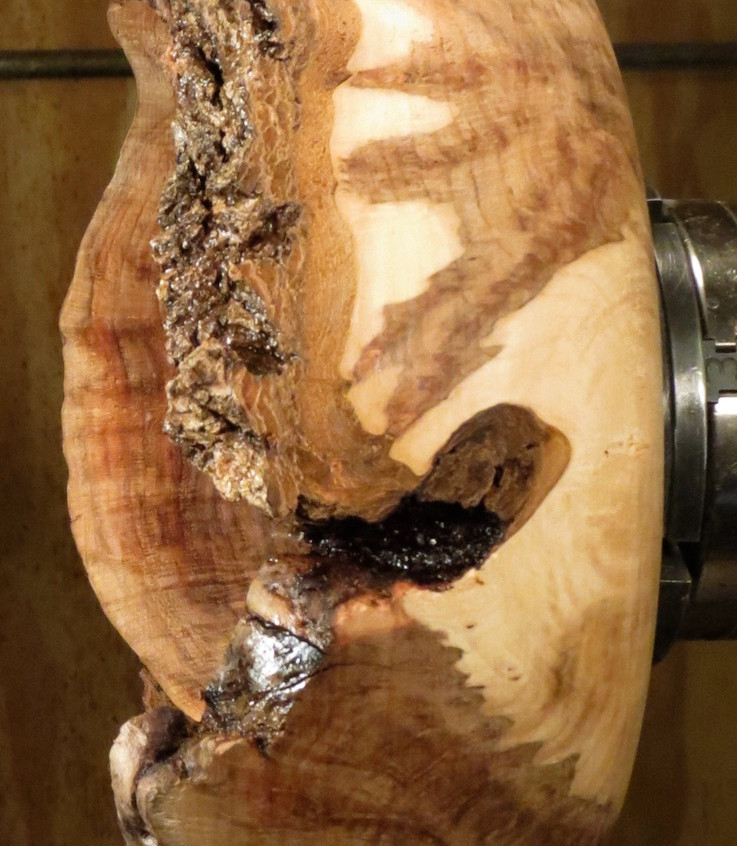 Bowl is Hollowed