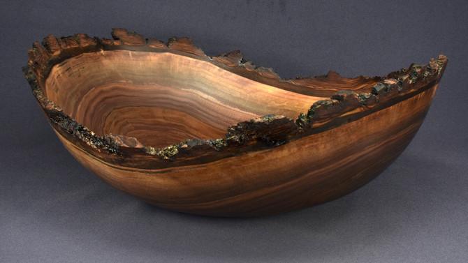 Some Recent Black Walnut and Honey Locust Bowls