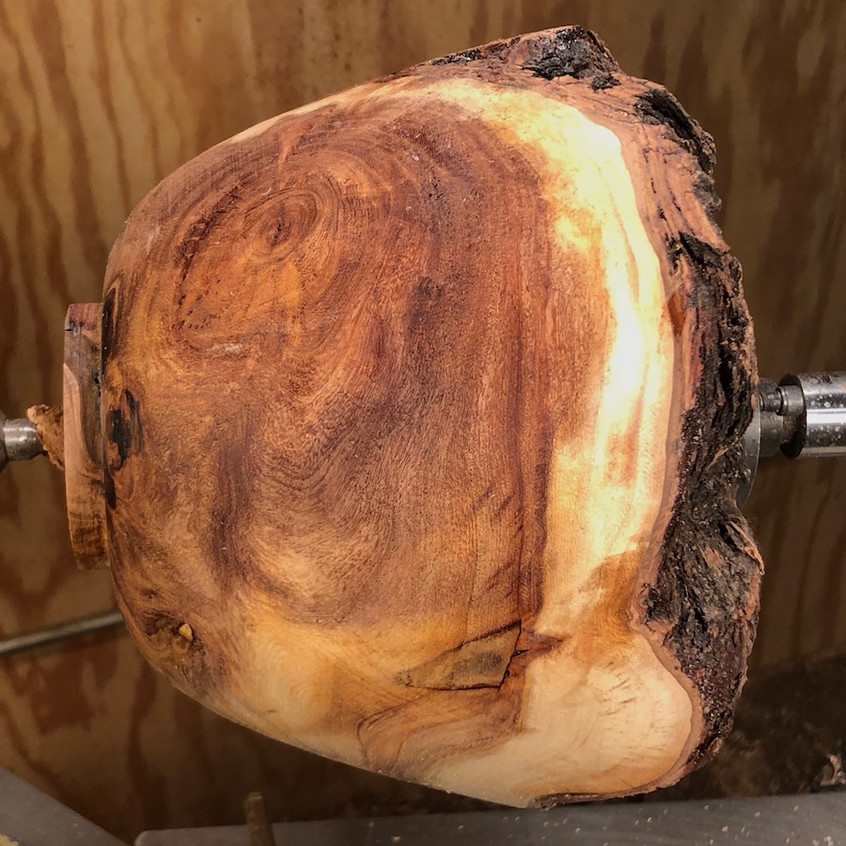 Turned Profile of Bowl