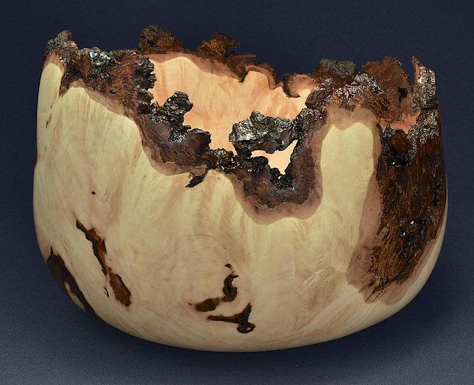 Sugar Maple Burl Bowl (21WS10)
