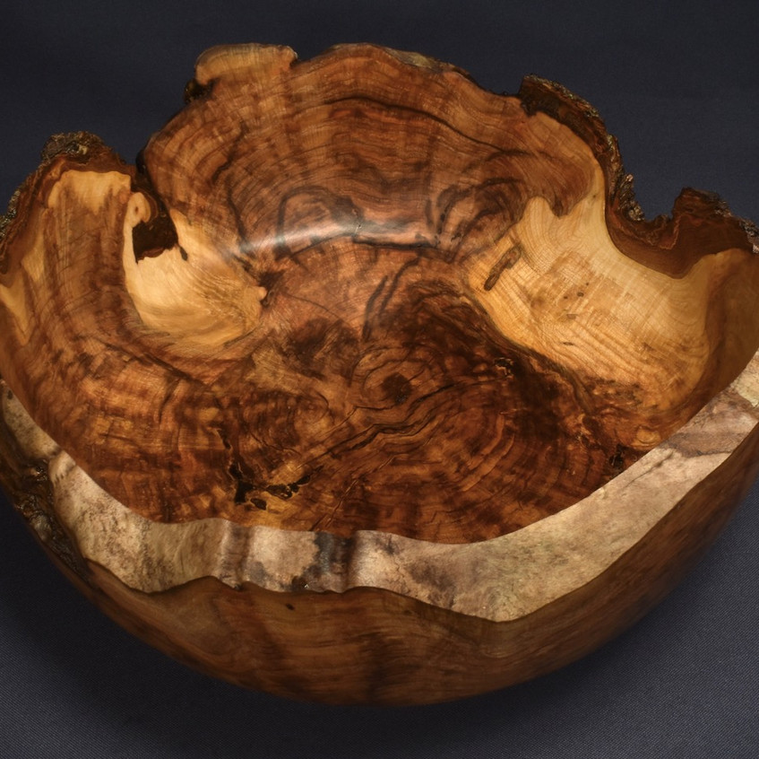 Views of Finished Bowl