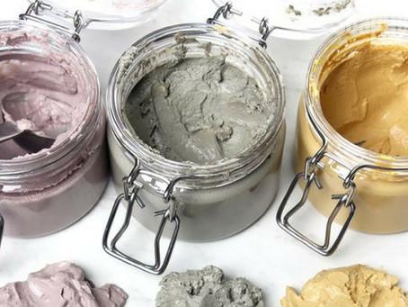 Maschere e argilla: per una pelle più pura!