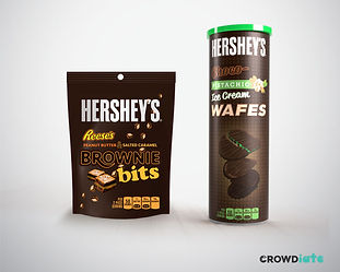 Chocolate branding packagng, product design