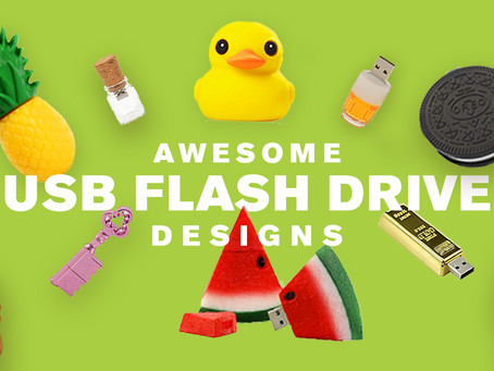 Awesome USB Flash Drives that you need to see