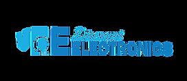 Discount electronic logo