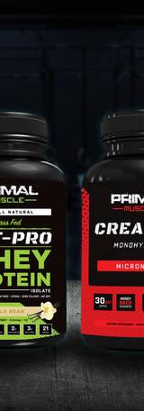 Met-pro label design