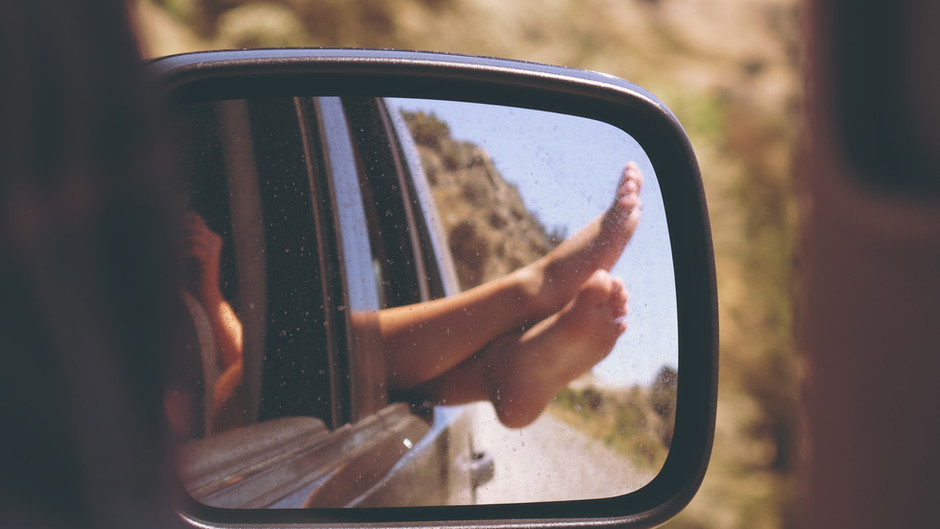 Life Through The Rear View Mirror