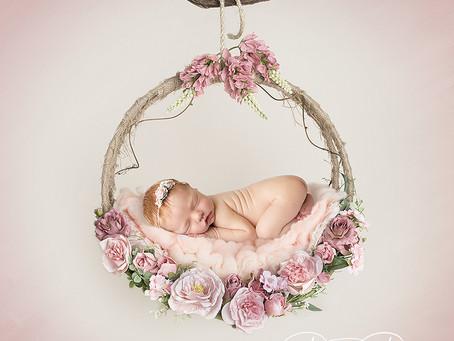 Newborn Session | Roseville Photographer