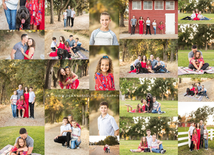 gibson ranch family session